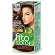 Cтойкая крем-краска для волос «Fitocolor» Тон 4.36 Мокко