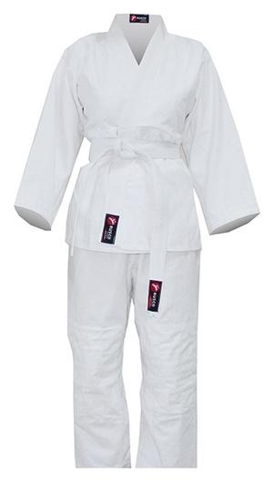 Кимоно для каратэ Rusco Sport, для начинающих, плотность 220-250 г/м, рост 140  Rusco sport