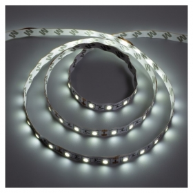 Светодиодная лента Ecola, 60led/m, 14.4 вт/м, 840 лм/м, 14lm/led, 6000 К, Ip20, 3 м,10 мм  Ecola
