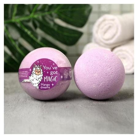 Бурлящий шар You've Got Magic с ароматом манго  Beauty fox