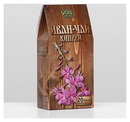Иван Чай кипрей, 50гр  Фарм-продукт