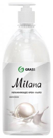 Крем-мыло жидкое Жемчужное   Grass