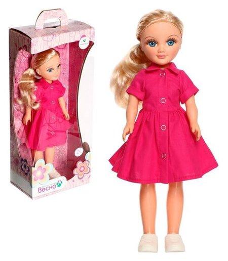 Кукла «Анастасия розовое лето», со звуковым устройством  Весна