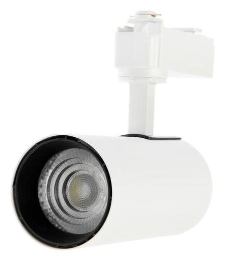 Трековый светильник Luazon, Eco, 24 Deg, 20 W, 1400 Lm, 6500k, холодн. бел., корпус белый  LuazON