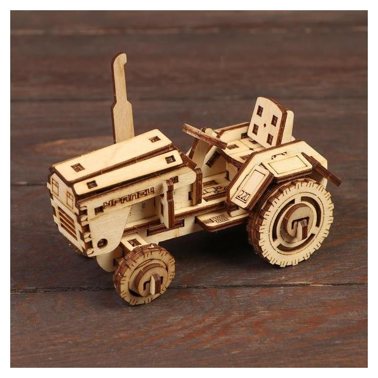 Конструктор «Мини-трактор»  Polly
