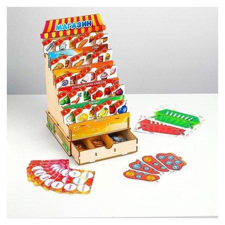 Игровой набор «Магазин»  Smile Decor