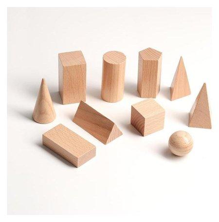 Конструктор деревянный «Классика» 20х15х4 см  NNB