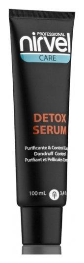 Сыворотка против (себореи) перхоти и раздраженной кожи головы Detox Serum  Nirvel