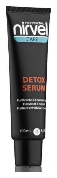 Купить Сыворотка для волос Nirvel, Сыворотка против (себореи) перхоти и раздраженной кожи головы Detox Serum, Испания