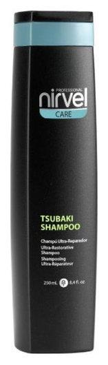 Шампунь для сухих и поврежденных волос Tsubaki Shampoo  Nirvel