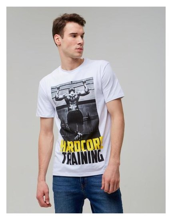 "Футболка Kaftan ""Hard"", 48  Kaftan"