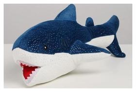 Мягкая игрушка «Акула», 36 см