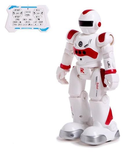 Робот радиоуправляемый IQ BOT Gravitone  Woow toys