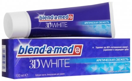 Зубная паста Арктическая свежесть  Blend-a-med