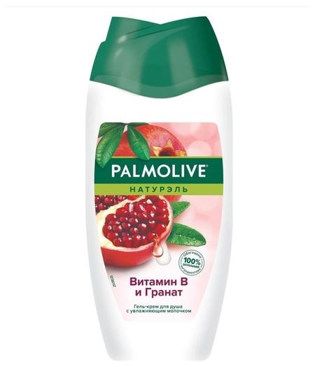 Гель-крем для душа Витамин В и гранат  Palmolive