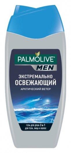 Гель для душа и шампунь 3в1 арктический ветер  Palmolive
