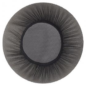 Сеточка для волос на пучок, цвет черный, набор 5 шт.