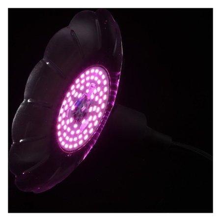 """Светильник """"Ромашка"""" для растений, е27, 25 Вт, 160 градусов, 220 В  LuazON"""