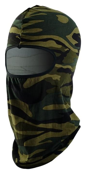 Балаклава (Подшлемник), цвет милитари  Onlitop