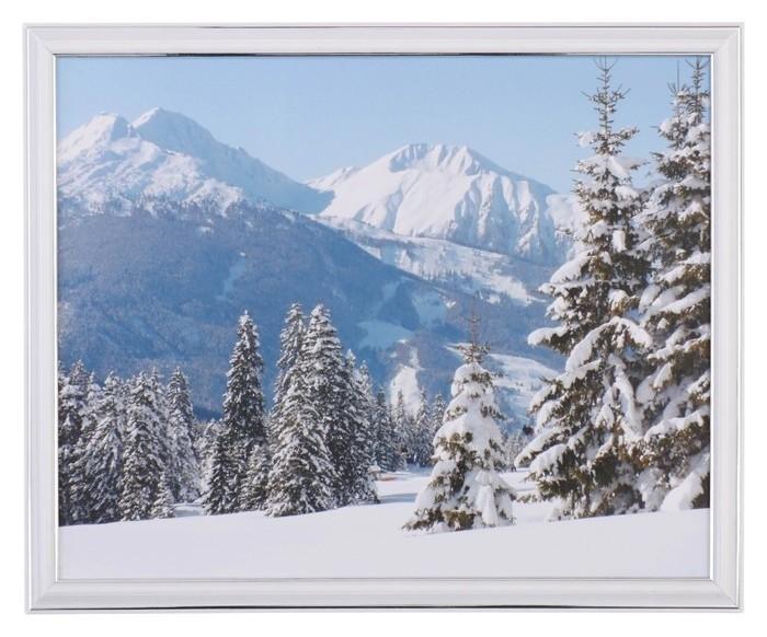 """Картина """"Зимний пейзаж"""" 39х30 см  NNB"""