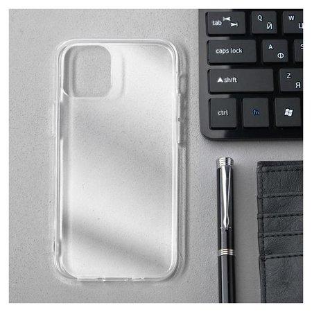 Чехол Innovation, для Apple Iphone 12 Mini, силиконовый, прозрачный  Innovation
