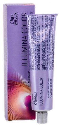 "Крем-краска для волос ""Illumina Colour""  Wella Professional"