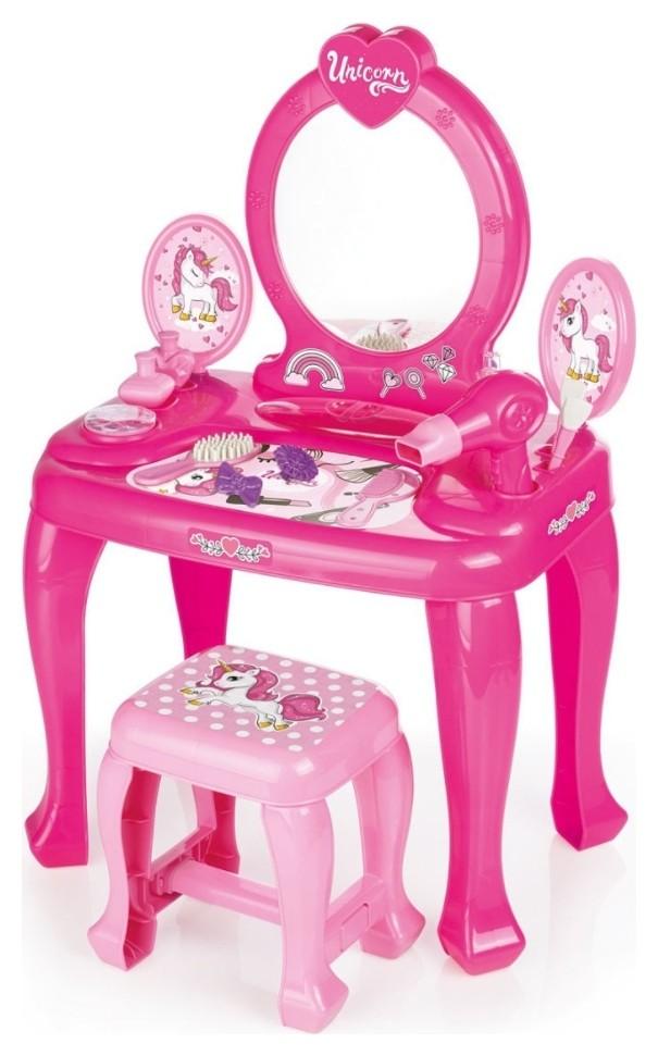 Столик Гримировочный для девочек  Dolu