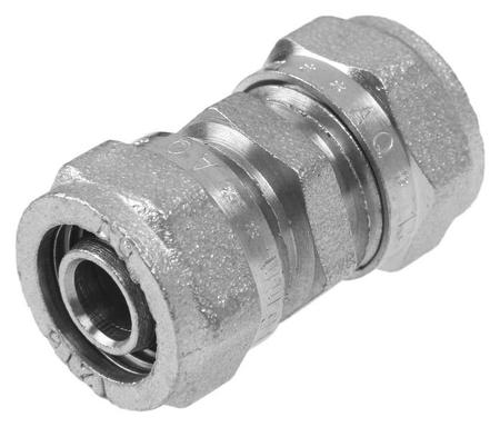 Муфта Aquapex, обжимная, соединительная, 16 мм  AQuapex