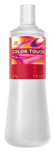 Эмульсия Color Touch 4%  Wella Professional