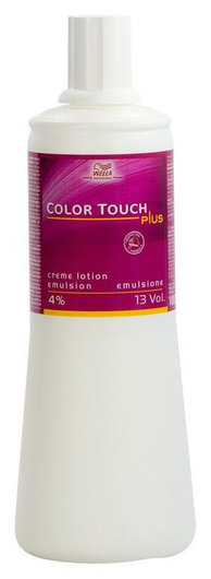 Эмульсия Color Touch 4% PLUS  Wella Professional