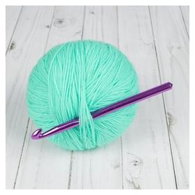 Крючок для вязания, D = 10 мм, 15 см