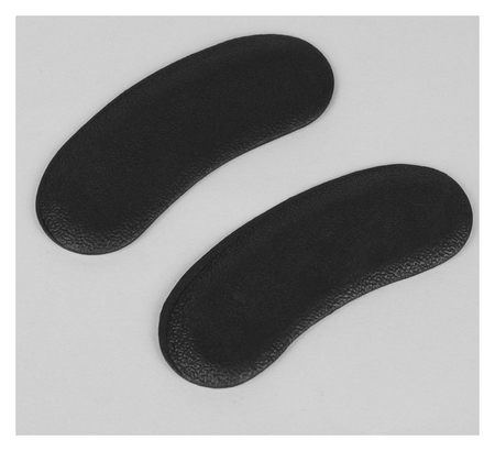 Пяткоудерживатели для обуви, на клеевой основе, пара, цвет чёрный  Onlitop