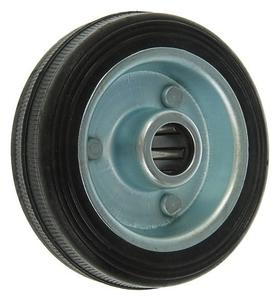 Колесо для транспортных тележек, D=75 мм