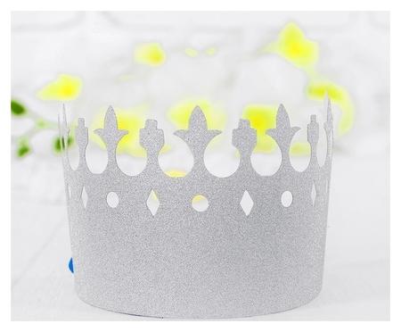 Корона «Вдохновение», цвет серебряный  Страна Карнавалия