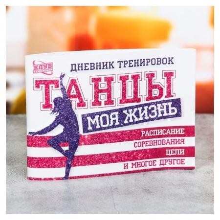 """Дневник тренировок """"Танцы""""  NNB"""