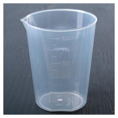 Мерный стакан, 500 мл, цвет прозрачный  NNB