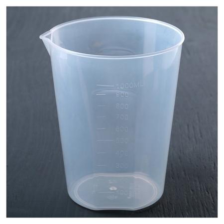 Мерный стакан, 1 л, цвет прозрачный  NNB