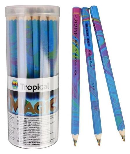 Карандаш с многоцветным грифелем Koh-i-noor 3405/02 Magic Tropical, 5,6мм 3405002031td  Koh-i-noor