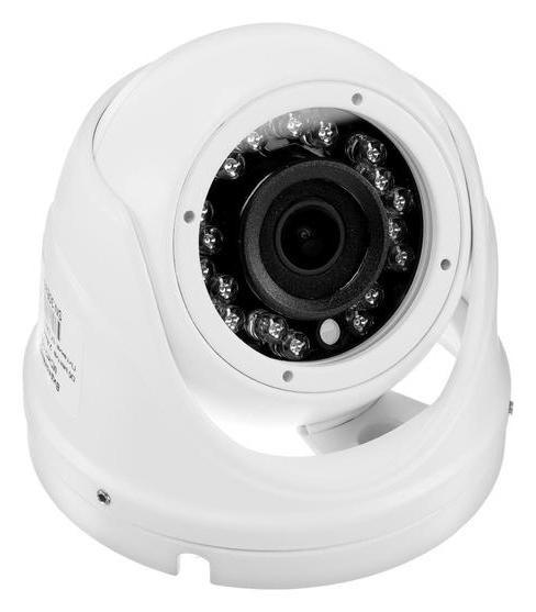 Видеокамера внутренняя EL Mdm2.1(2.8)e, Ahd, 2.1 Мп, 1080 Р, объектив 2.8, пластик  NNB
