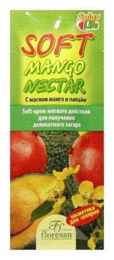 Софт-крем для получения деликатного загара в солярии  Флоресан (Floresan)