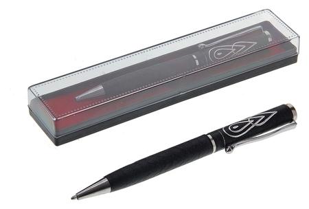 Ручка шариковая, подарочная, поворотная, в пластиковом футляре, «Капелька» Calligrata