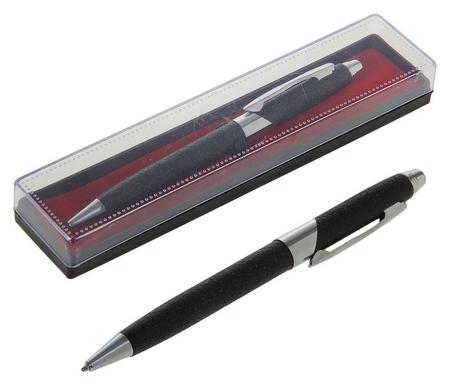 Ручка шариковая, подарочная, поворотная, в пластиковом футляре, «Линкольн»  Calligrata