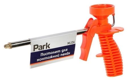 Пистолет для монтажной пены Park Mj26, ручка и корпус пластиковые  Park