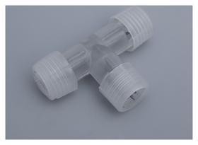 Коннектор для дюралайта 13 мм, 3W, Т - образный