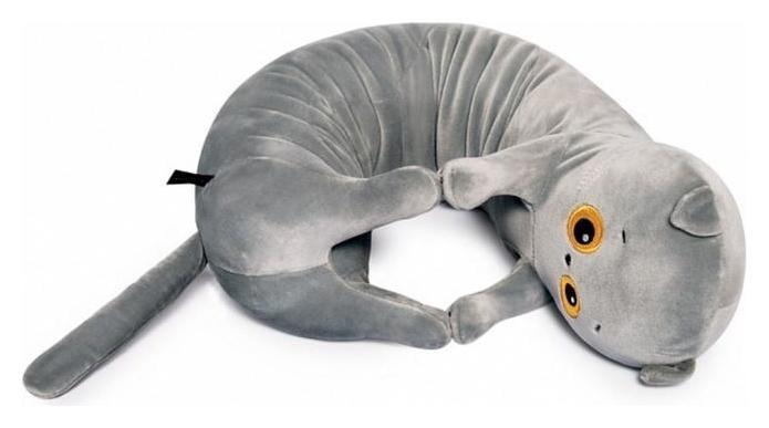 Мягкая игрушка «Дорожная подушка басик», 60 см  Басик и Ко