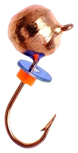 Мормышка дробь 4 (Гальваника)  NNB
