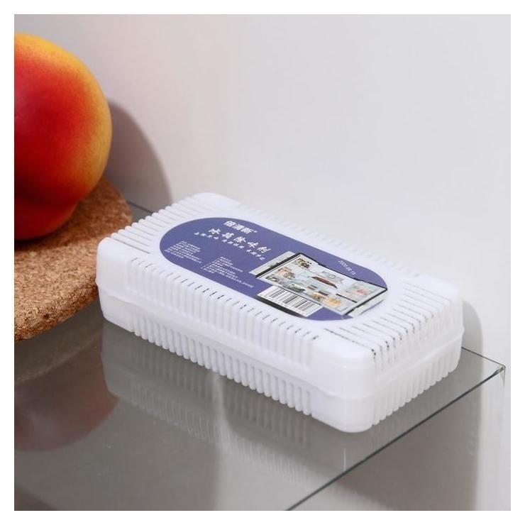 Поглотитель запаха для холодильника,12×6×3 см  NNB