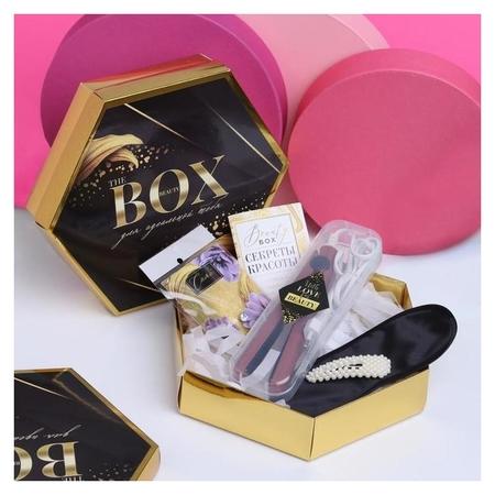 Набор Beauty Box, щипцы-гофре, 25,5 х 22 см  Like me