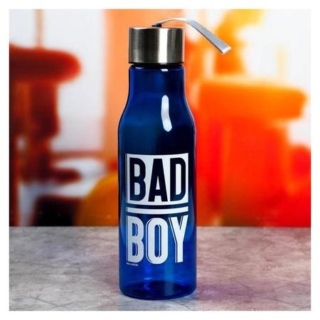 Бутылка для воды Bad Boy  Командор