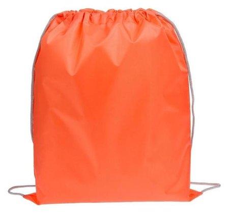 Мешок для обуви 420 х 340 мм, цвет персиковый  Пчелка